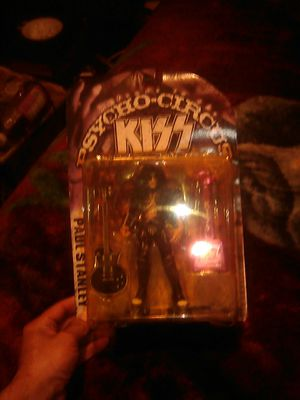 Mc Farlane Toys KISS Paul Stanley Figure for Sale in Los Angeles, CA