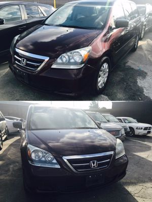 2007 Honda Odyssey LOW DOWN for Sale in Houston, TX