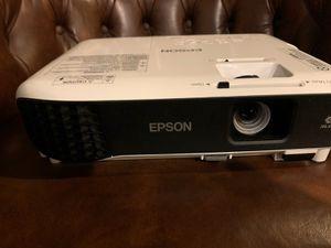 Epson EX3260 SVGA 3LCD Projector for Sale in Lincoln, NE