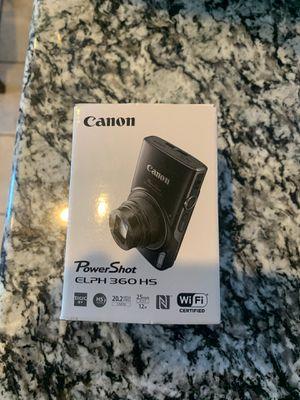 Cannon camera for Sale in San Antonio, TX