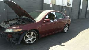 2004 Acura TL parting out. Parts for 2005-2008 for Sale in West Sacramento, CA