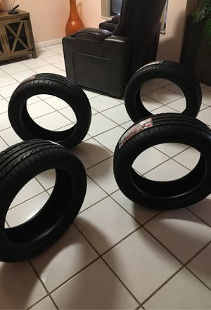 4 New Lexani LXUHP-207 215/50ZR17 95W XL All Season Ultra High Performance Tires for Sale in Kendale Lakes, FL
