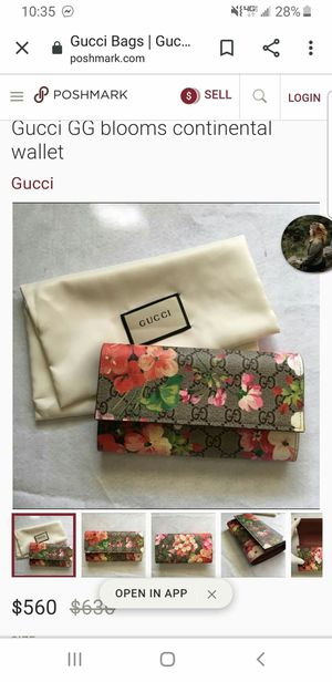 Gucci wallet for Sale in BETHEL, WA