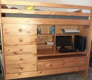 Bunk bed desk for sale for Sale in Sunnyvale, CA