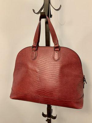 Made in Italy! Vittoria Napoli Italian Leather Handbag for Sale in Alexandria, VA