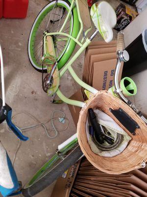 Huffy panama jack bike beach cruiser for Sale in Pompano Beach, FL