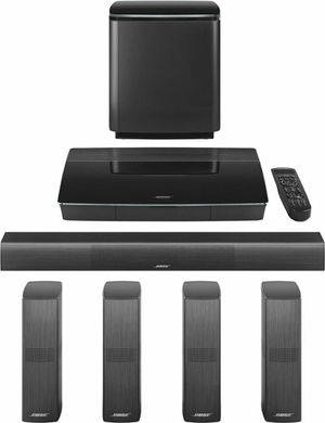 Bose Lifestyle 650 Home entertainment system in Black Like new for Sale in Happy Valley, OR