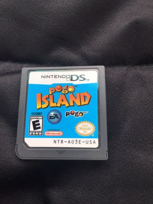 Nintendo dsi ds video game cartridge Pogo Island for Sale in Gulfport, MS