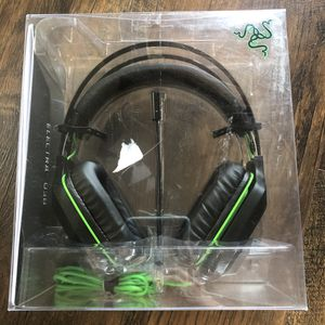 Razer Electra usb game headsets for Sale in Arlington, TX
