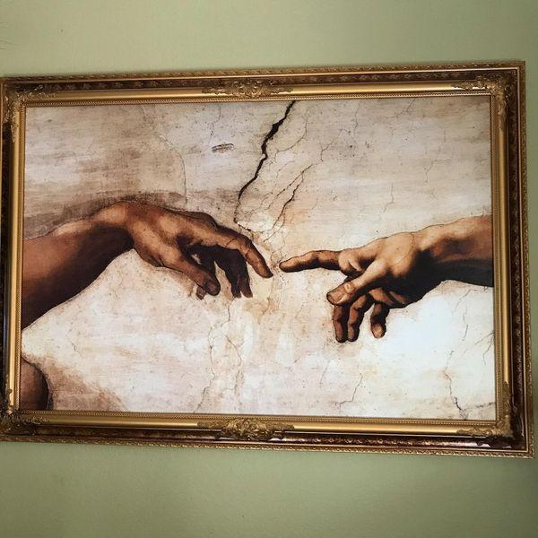 Famous Rome Painting Decoration