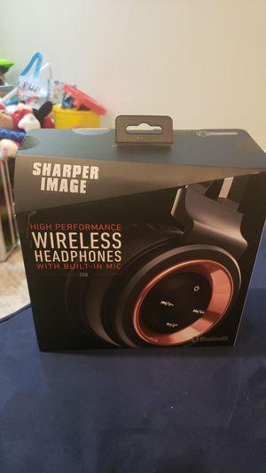 Sharper Image Wireless headphones for Sale in Falls Church, VA