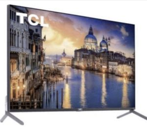 "TV 65"" 4K SMART 6 SERIES ROKU TCL for Sale in Schaumburg, IL"