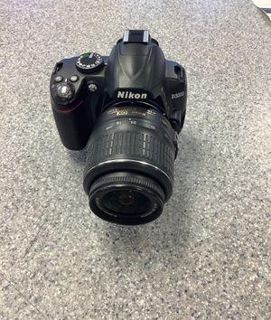 Nikon D3000 DSLR Camera for Sale in Littleton, CO