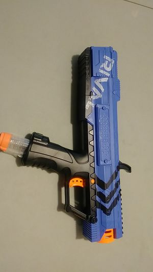 Nerf Rival XV-700 toy dart gun for Sale in Wichita, KS