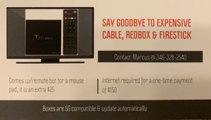 NO MORE CABLE Bill - SAVE TONS of $ NOW for Sale in Conroe, TX