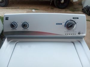 Dryer Electric AND Washer KENMORE for Sale in Fresno, CA