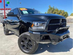 2015 RAM 2500 Crew Cab Big Horn Pickup 4D 6 1/3 Ft for Sale in Fresno, CA