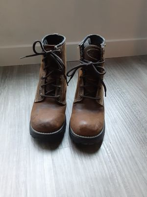 Skechers Leather brown boots for Sale in Redmond, WA