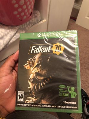 Fallout 76 for Sale in North Las Vegas, NV