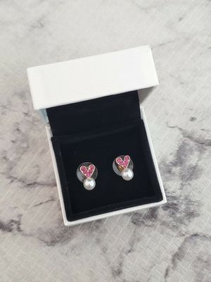 earings from korea /almost new for Sale in Santa Clara, CA