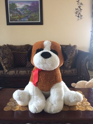 Puppy stuffed animal for Sale in Houston, TX