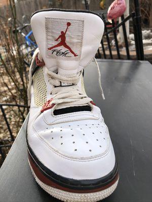 Air Jordan's size 12 Retro 4 Fusion shoes for Sale in Denver, CO