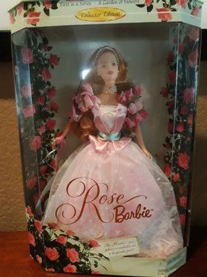 Rose barbie 1998 for Sale in Buda, TX