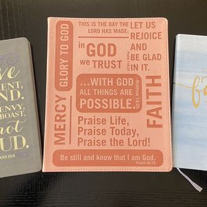 Set of 3 New Notebooks w/scripture for Sale in Port St. Lucie, FL
