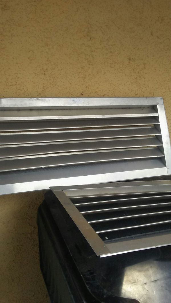 Attic or shed vents 30x12