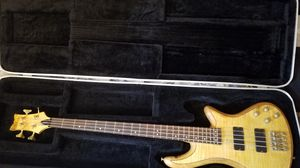 Shechter Custom - 4 Diamond series Bass Guitar for Sale in Los Angeles, CA