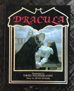Bram Stoker Dracula Book Illustrated by Hildebrandt just $3 for Sale in Port St. Lucie, FL