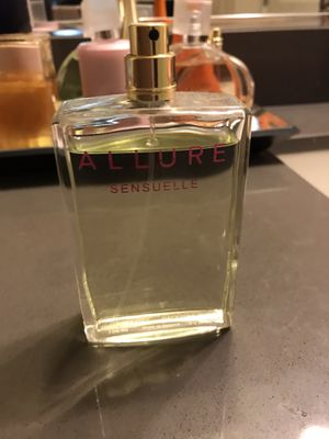 Eau de perfume Chanel Allure sensuelle for Sale in Huntington Beach, CA