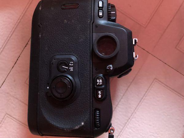 Nikon F150 camera body