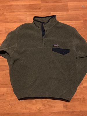 Patagonia Mens Synchilla Snap T Pullover for Sale in Chicago, IL
