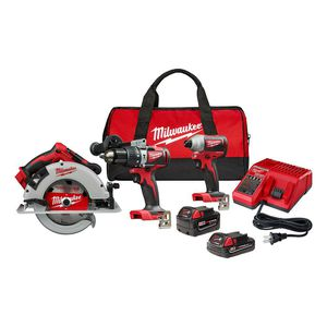 Hammer Drill/Impact/Circular Saw Combo Kit for Sale in Vancouver, WA