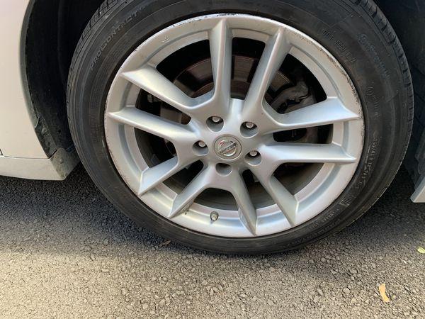 Nissan Maxima Rims