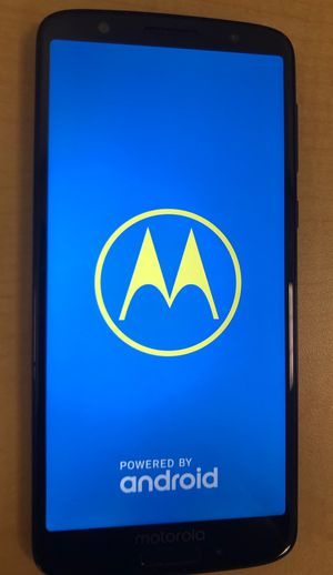 Unlocked Motorola G6 Smartphone for Sale in Manassas, VA