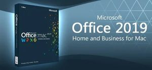 MICROSOFT OFFICE 2019 HOME and BUSINESS EDITION for MAC for Sale in UNM, NM
