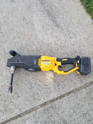 Drill dewalt 60v for Sale in Nashville, TN