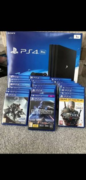 PS4 pro for Sale in Abington, PA