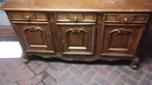 Antique cabinet/dresser for Sale in Los Angeles, CA