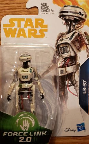 New Star Wars L3-37 Action Figure. for Sale in Apopka, FL