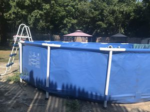 Above pool 15 x48 for Sale in Brockton, MA