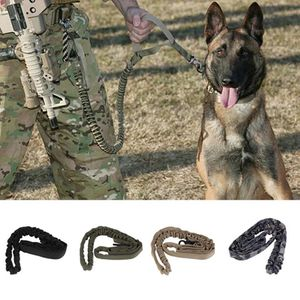 Dog Leash 1000D Nylon Tactical Military Police Dog Training Leash Elastic Pet Collars Multicolor PC975816 for Sale in Bakersfield, CA