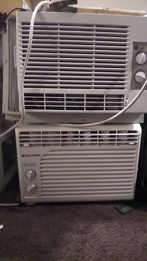 2 Air Conditioners both have only been used a few times for Sale in Wichita, KS