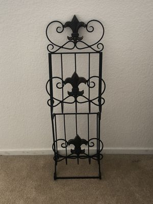 Magazine rack for Sale in Las Vegas, NV