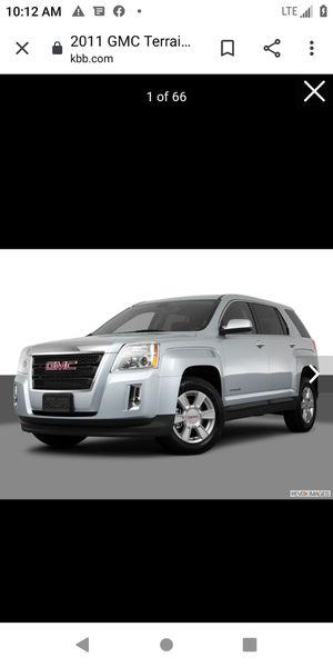 2011 GMC terrain SUV Parts for Sale in Atlanta, GA
