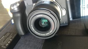 PanasonicLumix G7 DMC-G7. 4k DSLR Mirrorless Micro Four Thirds Digital Camera with 14-42mm Lens and Accessory Kit for Sale in Los Angeles, CA