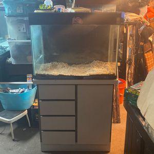 55 Gallon Fish Tank for Sale in Monroe Township, NJ