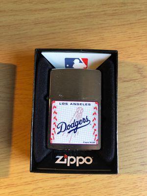 Dodgers Zippo for Sale in La Puente, CA